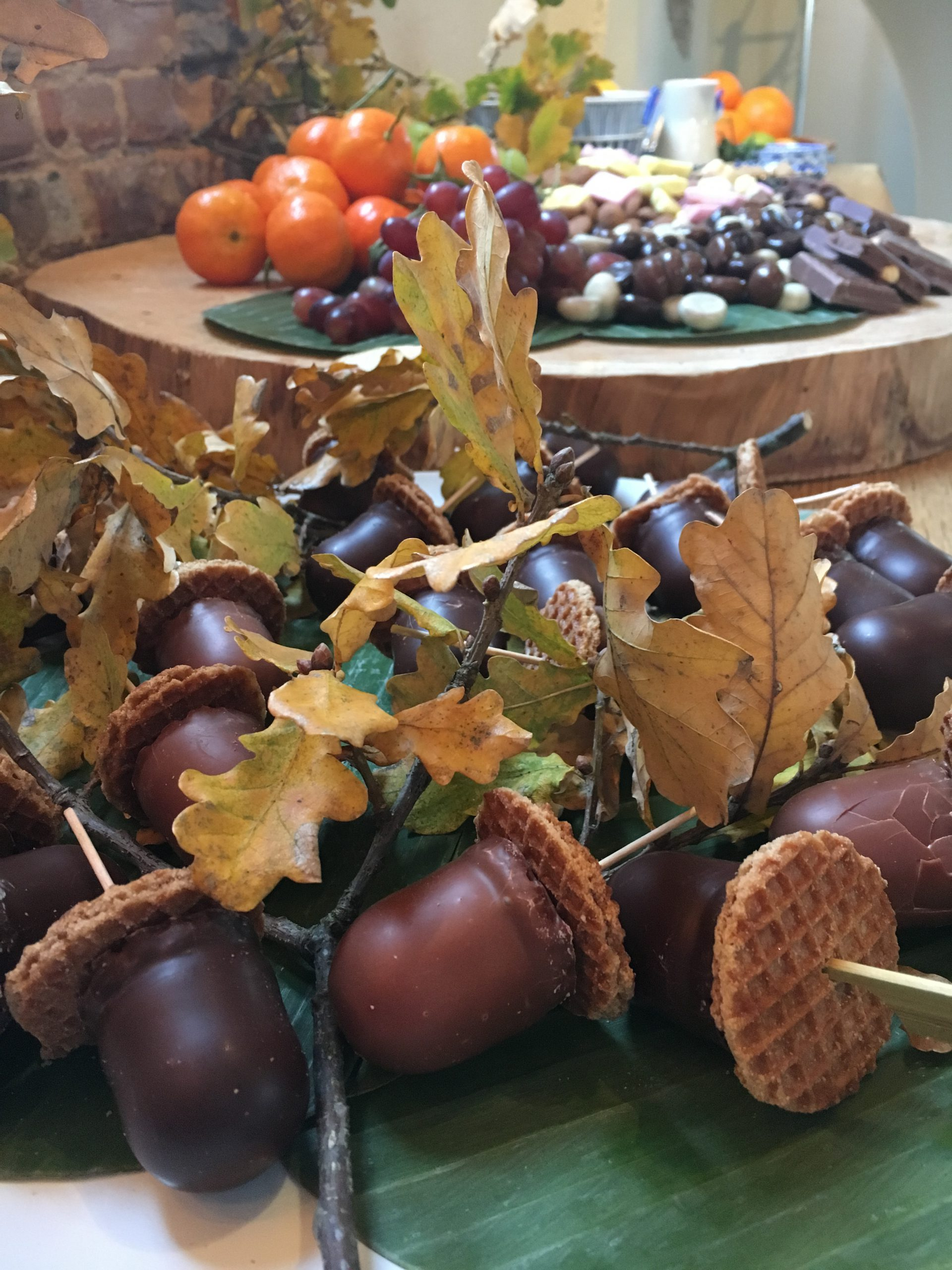 Snoepgoed herfst